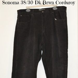 Mens Corduroy Pants 38/30
